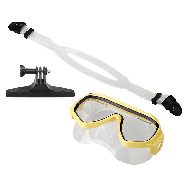 Minya.gr - Action Camera Dive Mask