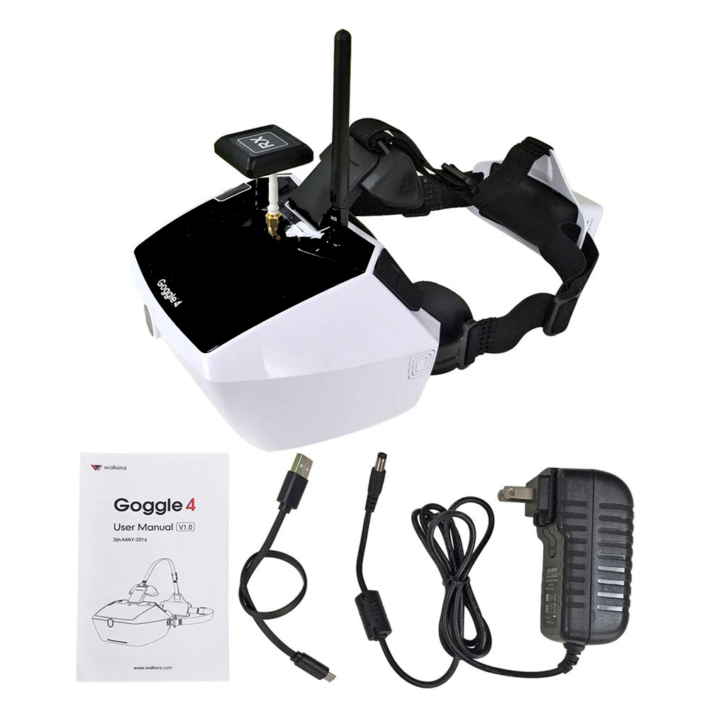 Minya.gr - Walkera Goggle 4 Real Time FPV Glasses