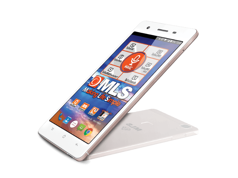 "Minya.gr - MLS Diamond Fingerprint C8 5.0"" Amoled 8-Core 3GB RAM 32GB 4G"