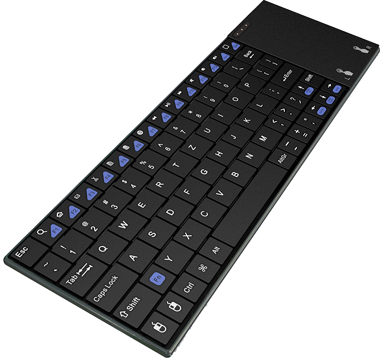 Minya.gr - Minix Neo K2 Wireless Keyboard with Touchpad