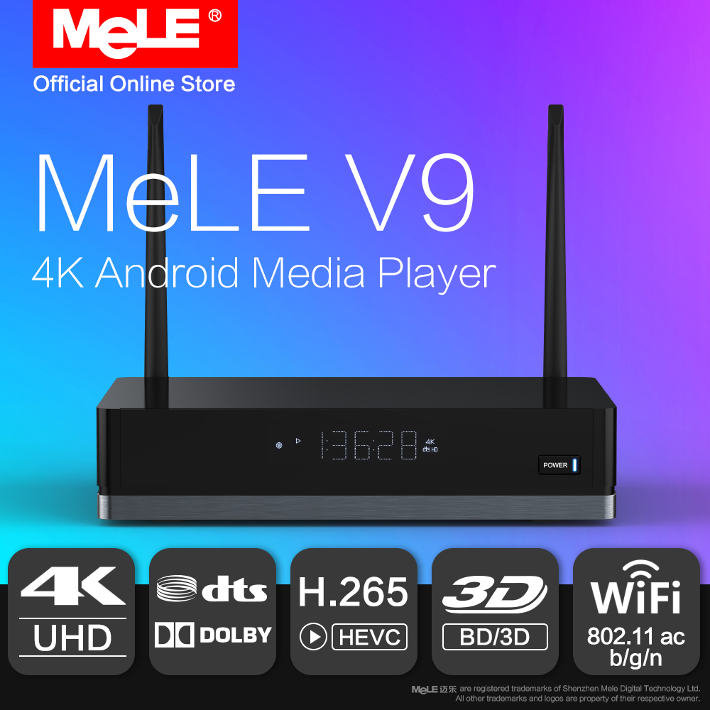 Minya.gr - MeLE V9 Android TV Media Player